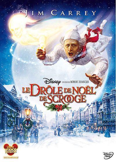 [BD + DVD] Le Drôle de Noël de Scrooge (1er décembre 2010) - Page 2 46371