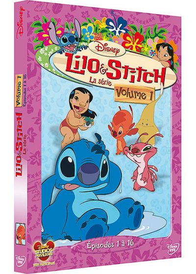 Lilo & Stitch - La Série [Disney Television Animation - 2003-2006] 47300
