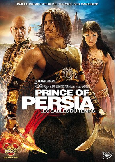 [DVD + BRD] Prince Of Persia : Les Sables du Temps (29 septembre 2010) 48763