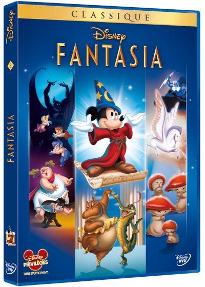 [BD + DVD] Fantasia (1er décembre 2010) - Page 22 50192