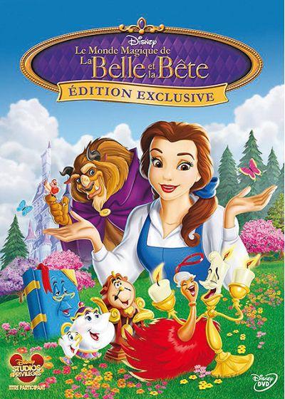 [DVD] La Belle et la Bête 2 : Le Noël Enchanté / Le Monde Magique de La Belle et la Bête (Editions Exclusives) (2010) 50194