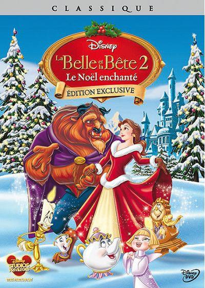[DVD] La Belle et la Bête 2 : Le Noël Enchanté / Le Monde Magique de La Belle et la Bête (Editions Exclusives) (2010) 50195