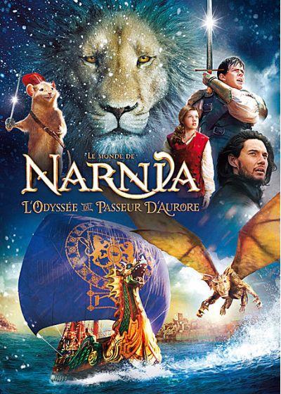 [20th] Le Monde de Narnia : L'Odyssée du Passeur d'Aurore (2010) - Page 11 51721