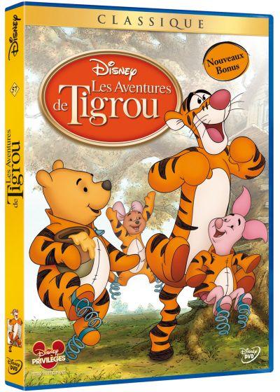 [BD + DVD] Les Aventures de Tigrou (À venir) 59689
