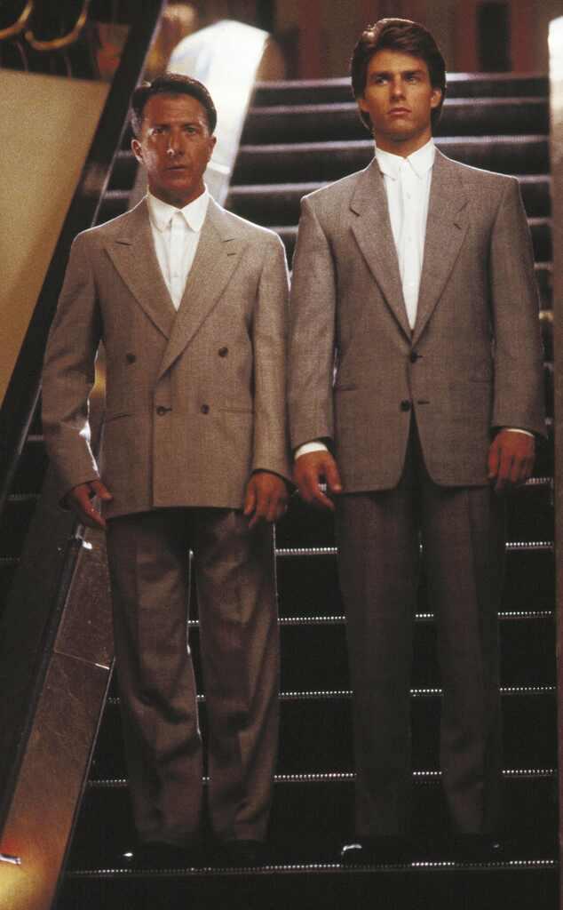 ¿Cuánto mide Dustin Hoffman? - Altura - Real height 634.rainman.ls.53112
