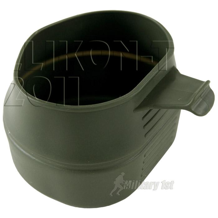 taza de acero o aluminio Helikon_folda_cup_olive_1