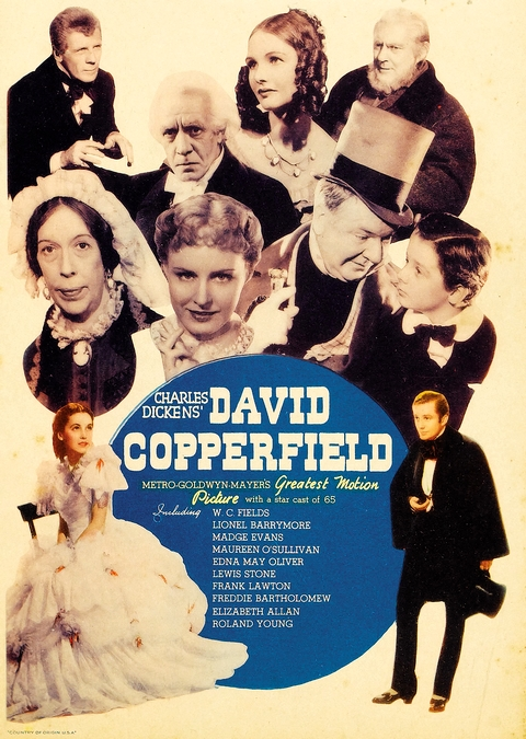 DAVID  COPPERFIELD  57841