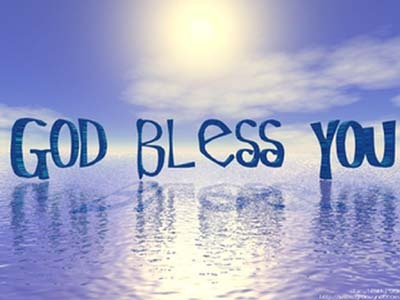 THE MAGIC MINUTE God-Bless-You-being-nice-133513_400_300