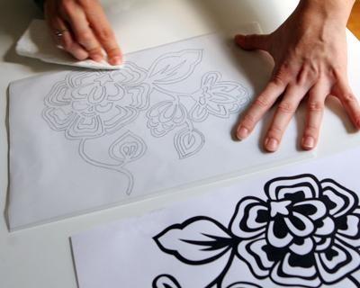 فن الرسم على القماش 19450907120071108