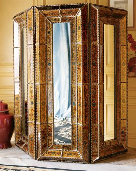 أجمل تصميمات المرايا الايطالية Mraya8