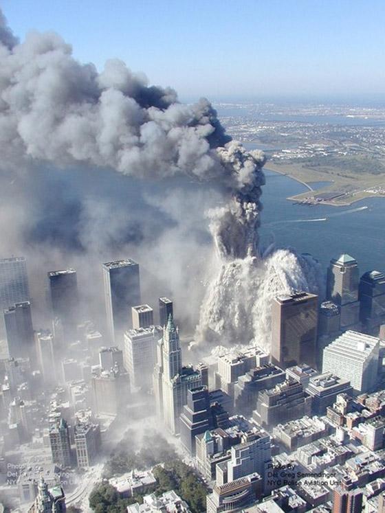 صور سقوط برج 11 سبتمبر Sep5