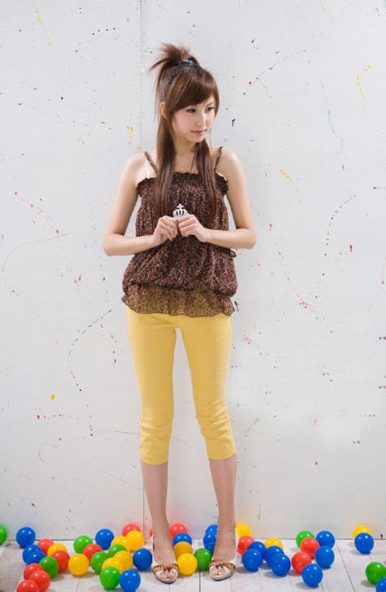 أزياء صيفية بنكهة خاصة M19_1