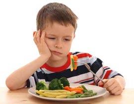 كثرة الطعام الصحي مضرة للأطفال .. Image1