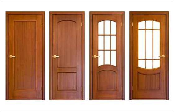 مجموعة فاخرة من الابواب المنزلية Doors_01