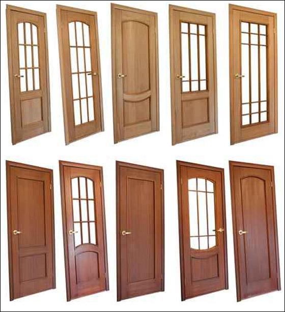 مجموعة فاخرة من الابواب المنزلية Doors_15