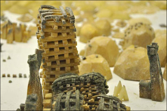 ماذا يمكن لـ 80 كيلو من البطاطا أن تفعل  City_potato_11
