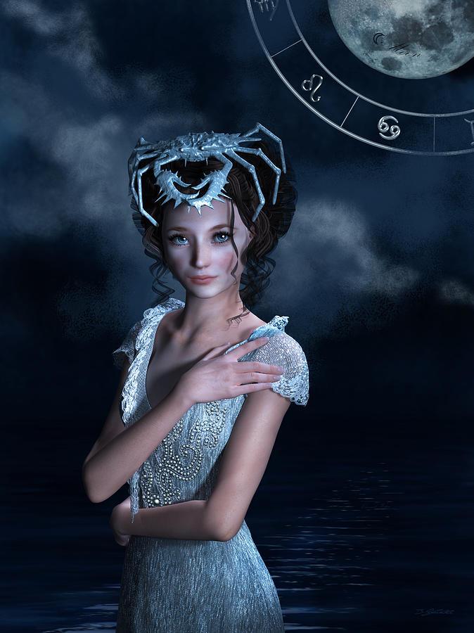 AfterSounds Next Top Model Cycle 5 >> Ronda 3 - Desafio - Resultados (Pag. 46) - Página 37 Cancer-zodiac-fantasy-britta-glodde
