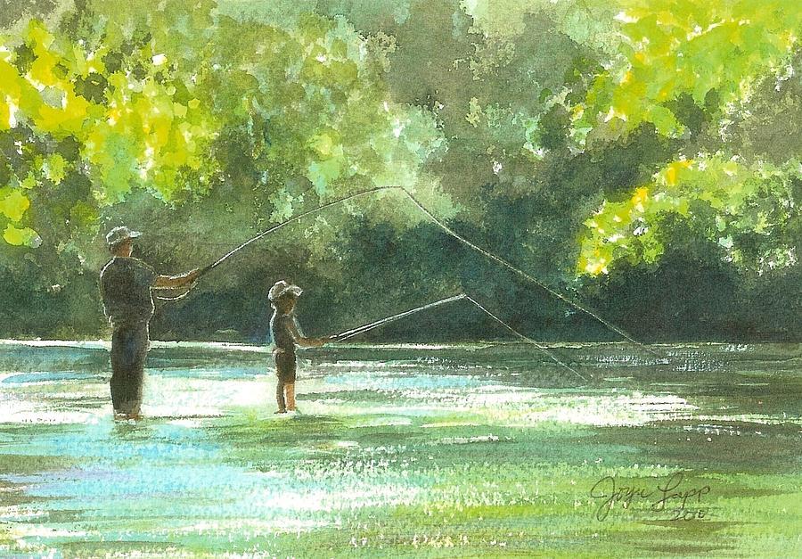 Omaž ribolovcu i ribolovu - Page 3 Father-and-son-fishing-joyce-lapp