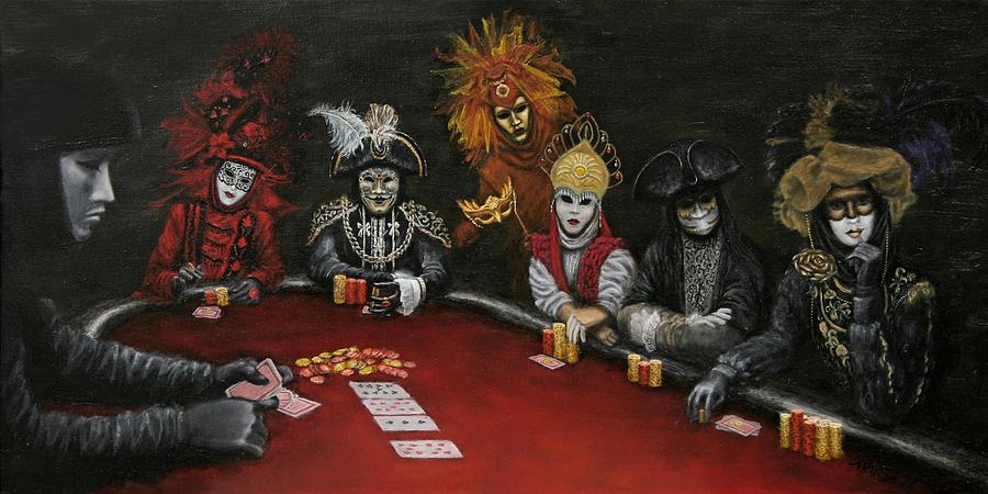 LA LISEUSE - L'OUTRE-RÉEL IV //2 Poker-faces-jason-marsh
