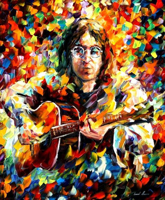 John  Lennon 1-john-lennon-leonid-afremov