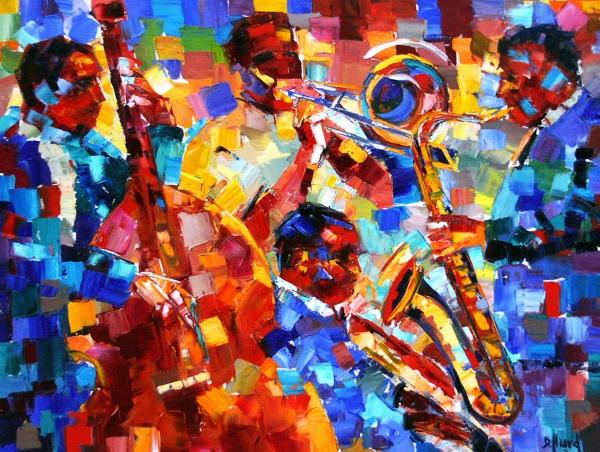 Vos quartets de Jazz préférés. Bold-jazz-quartet-debra-hurd