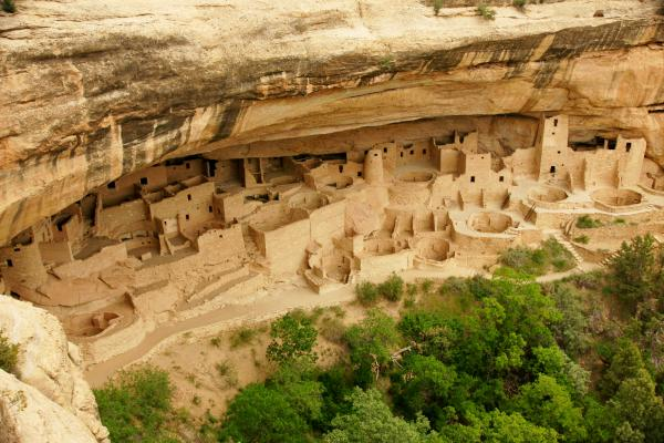Architettura. Mesa-verde-cliff-dwelling-sean-cupp
