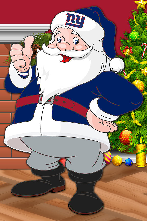 Real Test is Coming to Town... Giants-santa-claus-joe-hamilton