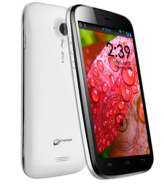 Canvas HD A116 with SP Flash Tool.  Micromax-A116-Canvas-HD1
