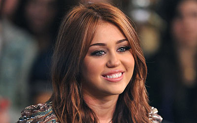 Miley Cyrus Dünyanın en güçlü 100 ünlü ismi arasında 13. Sırada Miley-cyrus