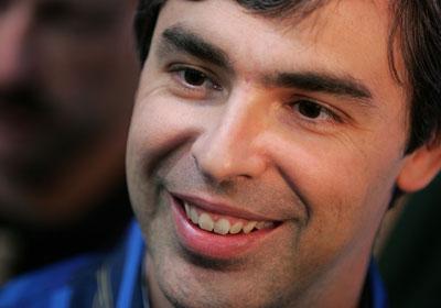 Larry Page substitui Eric Schmidt como CEO da Google XFXI