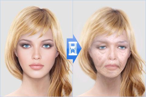 [SOFT] HOUR FACE : Découvrez à quoi vous allez ressembler dans quelques années [Payant] Ss0