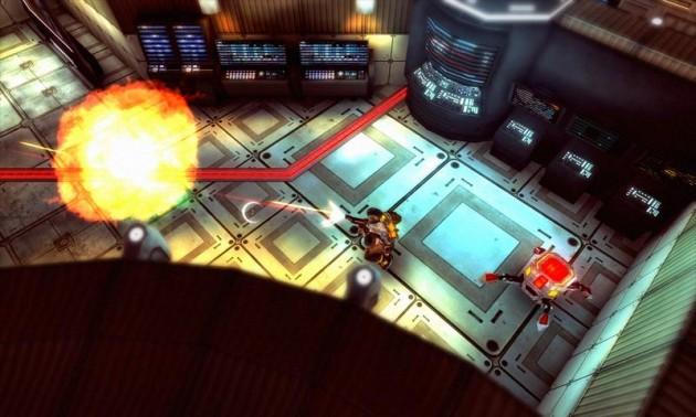 [JEU] ANGRY BOTS : Démonstration d'un jeu d'action en 3d  [Gratuit] Android-angry-bots-demo-game-jeu-630x378