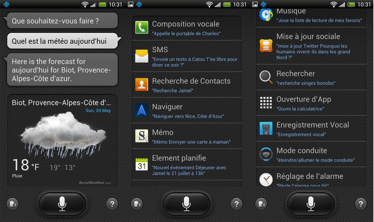 [SOFT] S VOICE - Un véritable Siri pour Samsung. SVoice