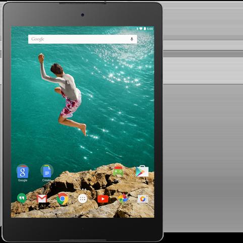 Android actu Nexus-9-1
