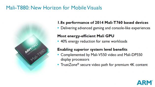 ARM présente son Cortex A72, x3.5 plus puissant que l'A15 Mali-T880-630x353