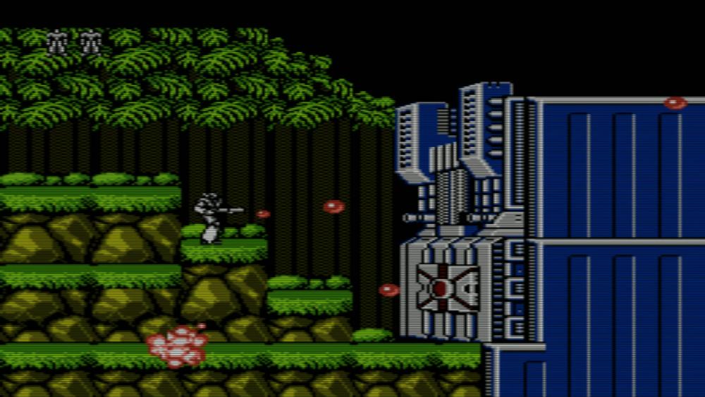 Contra : Konami annonce un nouvel opus sur mobiles Probotector-1000x563