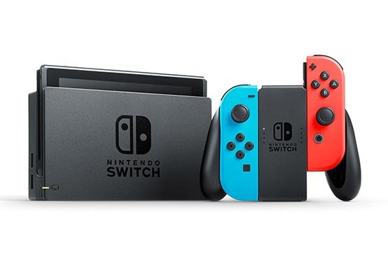 Les MEILLEURS EQUIPEMENTS pour la SWITCH Nintendo-switch-joycon