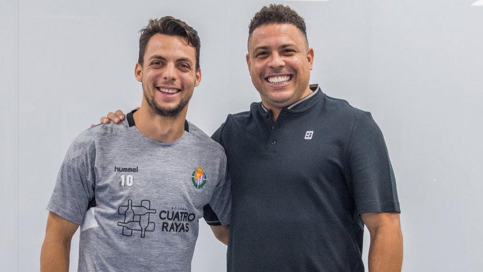 ¿Cuánto mide Ronaldo Nazario? - Estatura y peso - Real height and weight El-valladolid-amplia-el-contrato-de-oscar-plano-hasta-2021