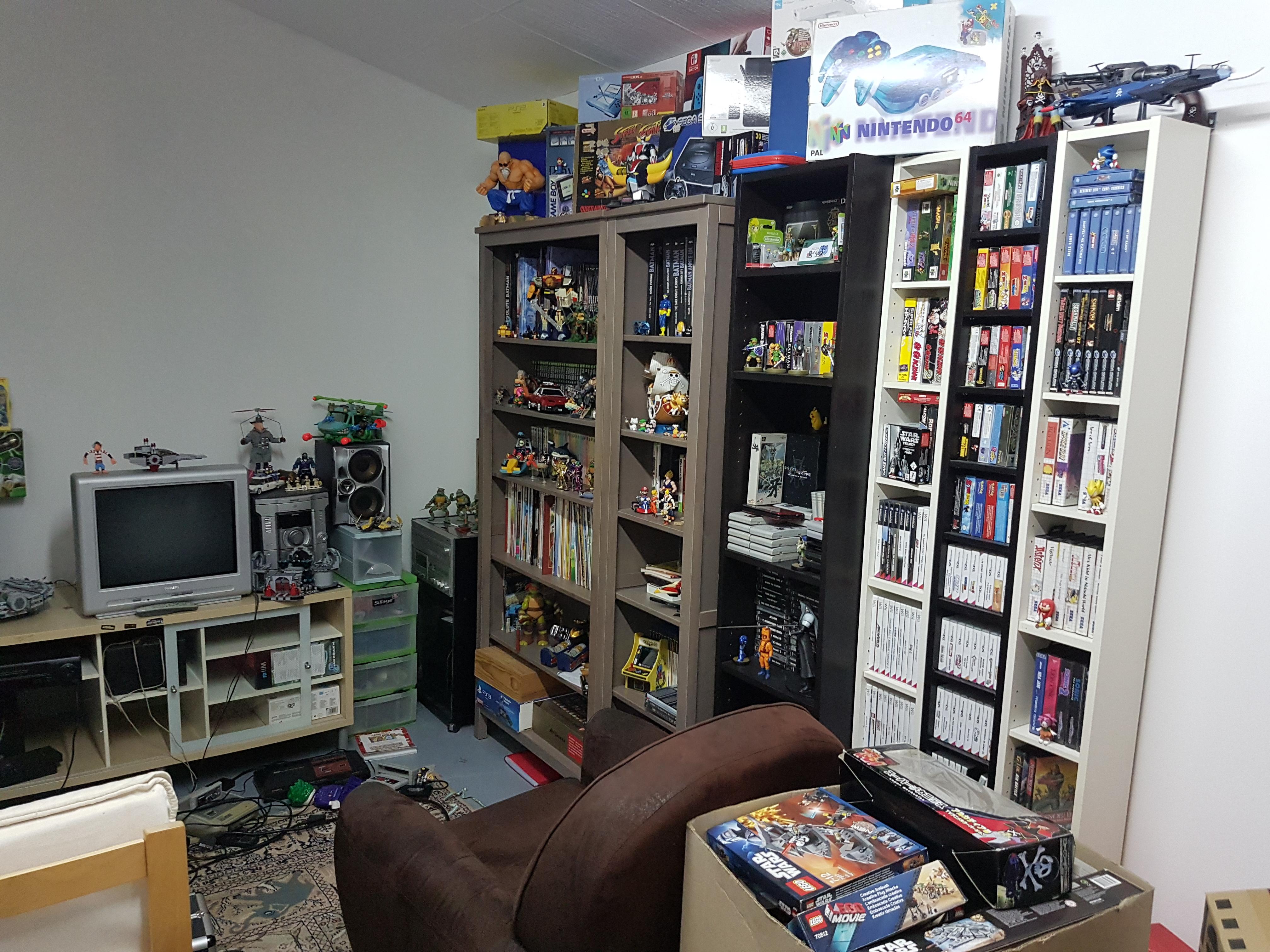 Votre Gameroom en une photo ! - Page 4 20200411_215406