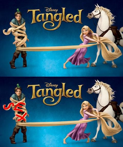 """""""ZABAVA"""" ZA NAJMLAĐE Sex-tangled"""