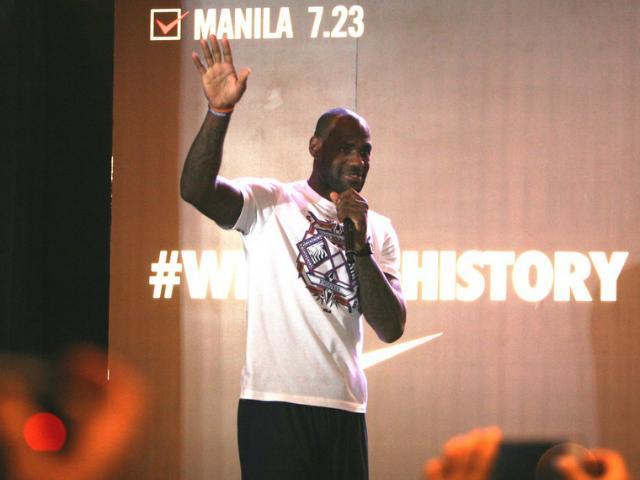 'Inspirational' LeBron James already talking return to Manila 640_2013_07_23_13_15_50