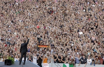 A modern day icon 2008-07-24-crowds