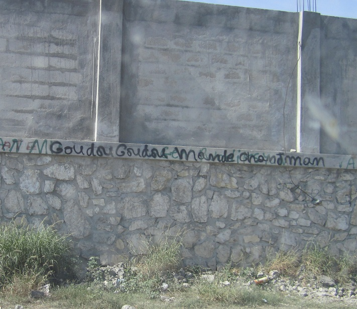 Haiti's Second Goudougoudou. Mezanmi, tande byen wi. 2012-10-01-IMG_2394copy