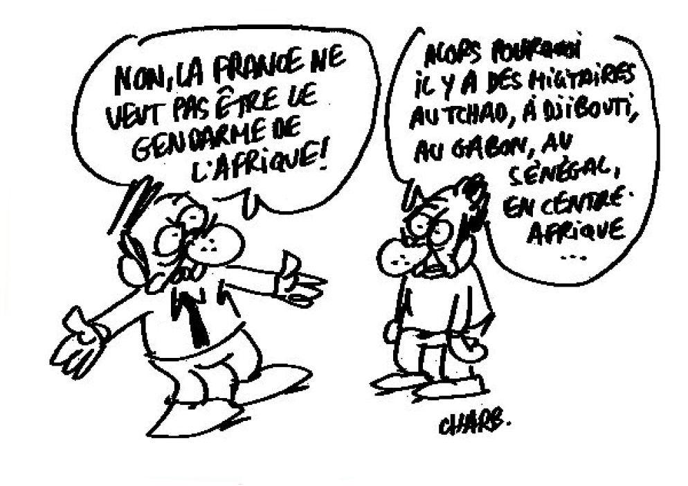Cabu, Wolinski, Charb, Tignous et Honoré... Je suis Charlie 2013-01-18-charbdessin2