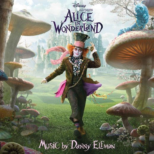 Алиса в страната на чудесата 519x519