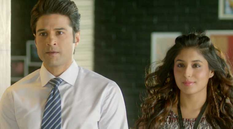 Was not sceptical about kissing scene on 'Reporters': Rajeev Khandelwal Rajeev-kritika759