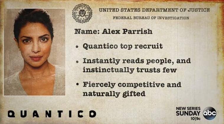 Quantico (TV Series 2015– ) Priyankachopra759