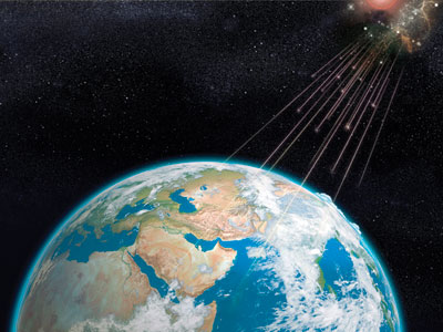 Earth has Entered into a New Epoch Cosmic Rays Watson1
