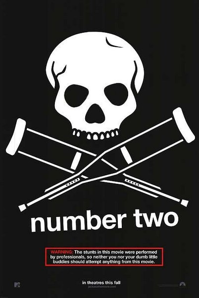Jackass: Number Two (2006) Poster