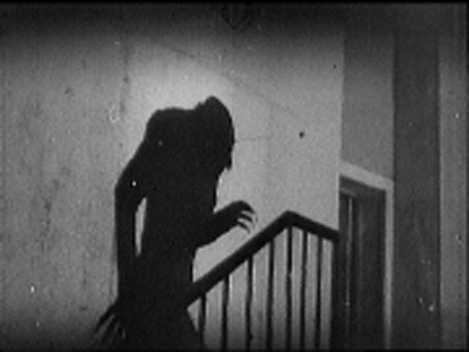 Retrouver les films très anciens: Nosferatu W964